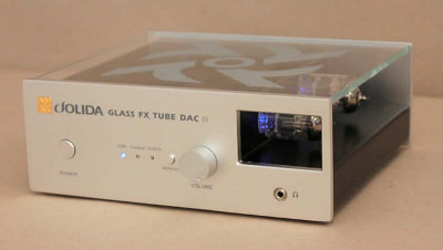 Fx Tube Dac Iii With Glass Top